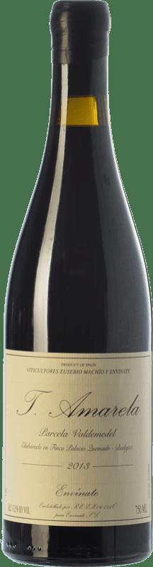 16,95 € Free Shipping | Red wine Envínate Amarela Parcela Valdemedel Crianza D.O. Ribera del Guadiana Estremadura Spain Tinta Amarela Bottle 75 cl