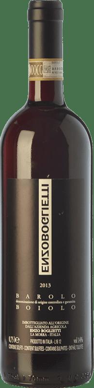 34,95 € Free Shipping | Red wine Enzo Boglietti Boiolo D.O.C.G. Barolo Piemonte Italy Nebbiolo Bottle 75 cl