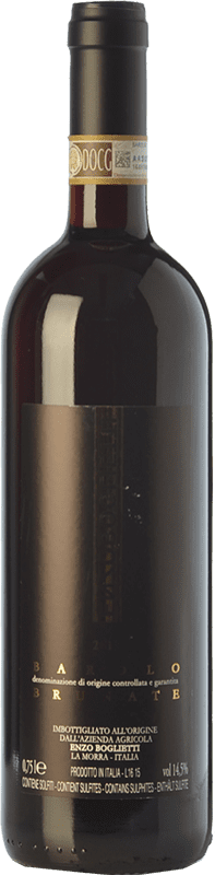 71,95 € | Red wine Enzo Boglietti Brunate D.O.C.G. Barolo Piemonte Italy Nebbiolo Bottle 75 cl