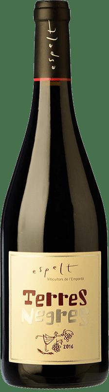 15,95 € | Red wine Espelt Terres Negres Crianza D.O. Empordà Catalonia Spain Carignan Bottle 75 cl