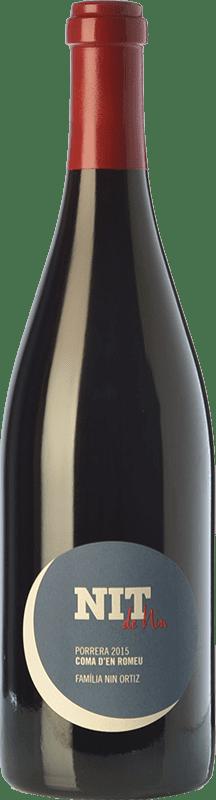 115,95 € Envío gratis | Vino tinto Nin-Ortiz Nit La Coma d'en Romeu Crianza D.O.Ca. Priorat Cataluña España Garnacha, Cariñena Botella 75 cl