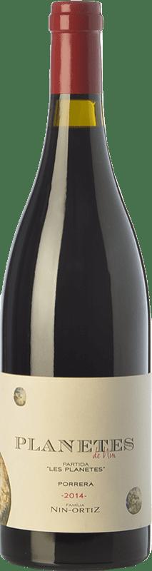 31,95 € Envío gratis | Vino tinto Nin-Ortiz Planetes Crianza D.O.Ca. Priorat Cataluña España Garnacha, Cariñena Botella 75 cl