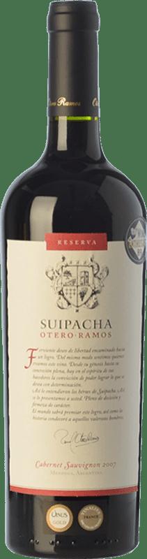 31,95 € Free Shipping   Red wine Otero Ramos Suipacha Reserva I.G. Mendoza Mendoza Argentina Cabernet Sauvignon Bottle 75 cl
