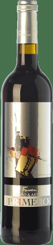7,95 € Envío gratis | Vino tinto Fariña Primero Joven D.O. Toro Castilla y León España Tinta de Toro Botella 75 cl