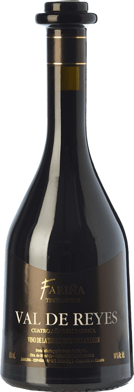 15,95 € Free Shipping | Sweet wine Fariña Val de Reyes I.G.P. Vino de la Tierra de Castilla y León Castilla y León Spain Tempranillo Bottle 75 cl