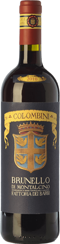 34,95 € 免费送货 | 红酒 Fattoria dei Barbi Selezione Colombini D.O.C.G. Brunello di Montalcino 托斯卡纳 意大利 Sangiovese 瓶子 75 cl