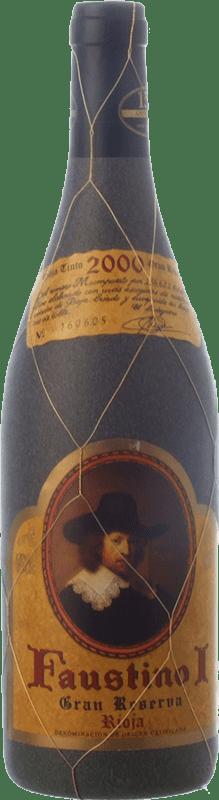 26,95 € Envoi gratuit   Vin rouge Faustino I Gran Reserva D.O.Ca. Rioja La Rioja Espagne Tempranillo, Graciano, Mazuelo Bouteille 75 cl