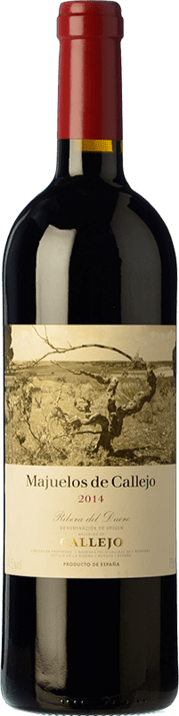 39,95 € Envoi gratuit | Vin rouge Callejo Majuelos Reserva D.O. Ribera del Duero Castille et Leon Espagne Tempranillo Bouteille 75 cl