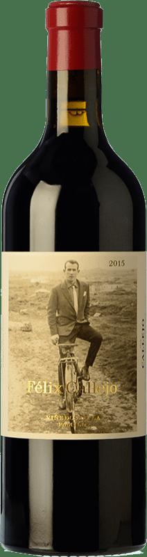 102,95 € Envío gratis | Vino tinto Callejo Viñedos de la Familia Crianza D.O. Ribera del Duero Castilla y León España Tempranillo Botella 75 cl