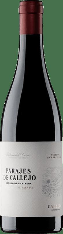 22,95 € Envoi gratuit | Vin rouge Callejo Crianza D.O. Ribera del Duero Castille et Leon Espagne Tempranillo Bouteille 75 cl