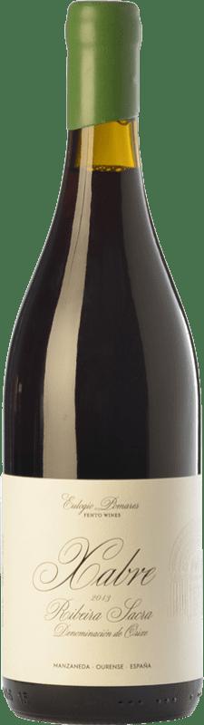 18,95 € Envío gratis   Vino tinto Fento Xabre Crianza D.O. Ribeira Sacra Galicia España Garnacha, Mencía, Sousón, Juan García Botella 75 cl