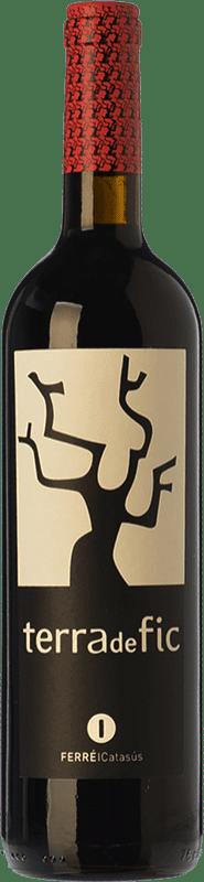 16,95 € Free Shipping | Red wine Ferré i Catasús Terra 1 Cep Joven D.O.Ca. Priorat Catalonia Spain Grenache, Carignan Bottle 75 cl