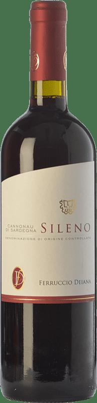 13,95 € | Red wine Ferruccio Deiana Sileno D.O.C. Cannonau di Sardegna Sardegna Italy Cannonau Bottle 75 cl