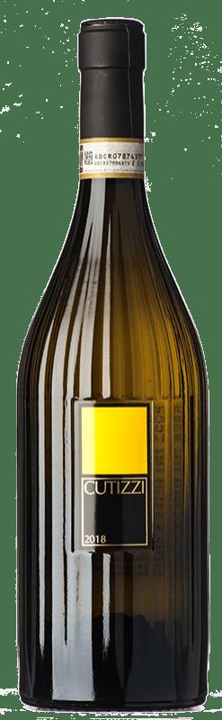 16,95 € Envío gratis | Vino blanco Feudi di San Gregorio Cutizzi D.O.C.G. Greco di Tufo Campania Italia Greco Botella 75 cl