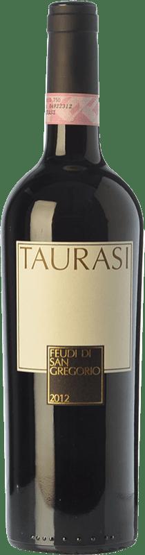 28,95 € Envío gratis | Vino tinto Feudi di San Gregorio D.O.C.G. Taurasi Campania Italia Aglianico Botella 75 cl