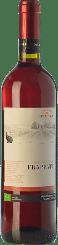 16,95 € | Red wine Feudo di Santa Tresa I.G.T. Terre Siciliane Sicily Italy Frappato Bottle 75 cl