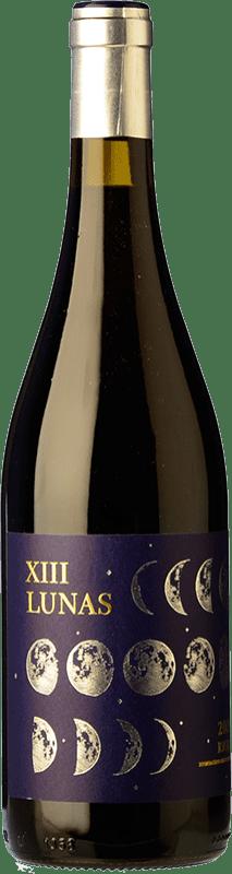 9,95 € Envío gratis   Vino tinto Fin de Siglo XIII Lunas Crianza D.O.Ca. Rioja La Rioja España Tempranillo, Garnacha Botella 75 cl