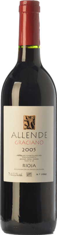 29,95 € | Red wine Allende Reserva D.O.Ca. Rioja The Rioja Spain Graciano Bottle 75 cl