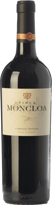 37,95 € Envoi gratuit | Vin rouge Finca Moncloa Joven I.G.P. Vino de la Tierra de Cádiz Andalousie Espagne Syrah, Cabernet Sauvignon, Petit Verdot, Tintilla de Rota Bouteille Magnum 1,5 L