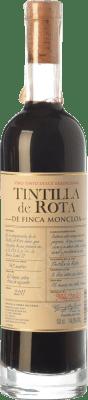 47,95 € Envío gratis | Vino dulce Finca Moncloa I.G.P. Vino de la Tierra de Cádiz Andalucía España Tintilla de Rota Media Botella 50 cl
