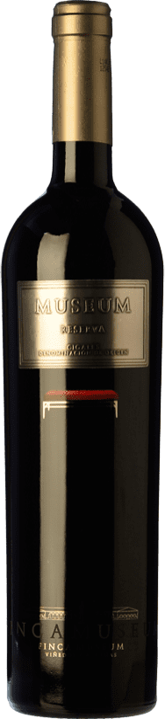 12,95 € Envoi gratuit | Vin rouge Museum Reserva D.O. Cigales Castille et Leon Espagne Tempranillo Bouteille 75 cl