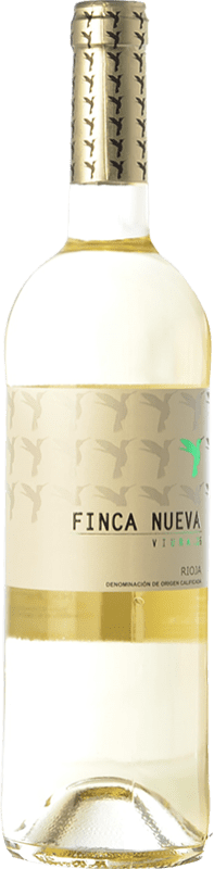 7,95 € | White wine Finca Nueva D.O.Ca. Rioja The Rioja Spain Viura Bottle 75 cl