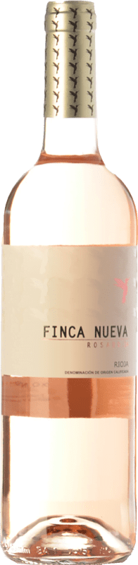11,95 € | Rosé wine Finca Nueva D.O.Ca. Rioja The Rioja Spain Tempranillo, Grenache Magnum Bottle 1,5 L