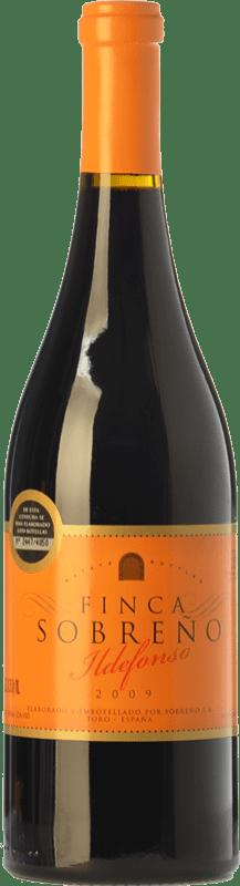 29,95 € | Red wine Finca Sobreño Ildefonso Reserva D.O. Toro Castilla y León Spain Tinta de Toro Bottle 75 cl