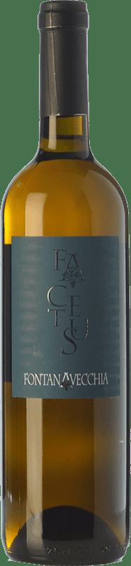 24,95 € Free Shipping | White wine Fontanavecchia Facetus D.O.C. Falanghina del Sannio Campania Italy Falanghina Bottle 75 cl