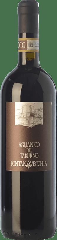 14,95 € Free Shipping | Red wine Fontanavecchia D.O.C. Aglianico del Taburno Campania Italy Aglianico Bottle 75 cl