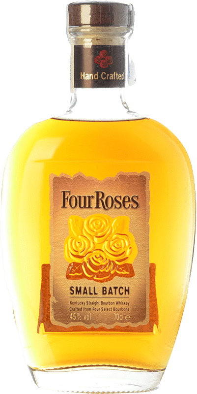 29,95 € | Bourbon Four Roses Smallbatch Kentucky United States Bottle 70 cl