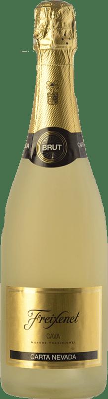 5,95 € Free Shipping   White sparkling Freixenet Carta Nevada Brut D.O. Cava Catalonia Spain Macabeo, Xarel·lo, Parellada Bottle 75 cl