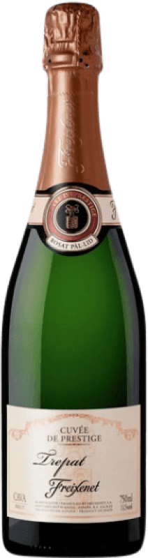 14,95 € Free Shipping   White sparkling Freixenet D.O. Cava Catalonia Spain Trepat Bottle 75 cl