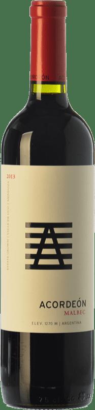 12,95 € Free Shipping   Red wine Freixenet Acordeón Crianza I.G. Valle de Uco Uco Valley Argentina Malbec Bottle 75 cl