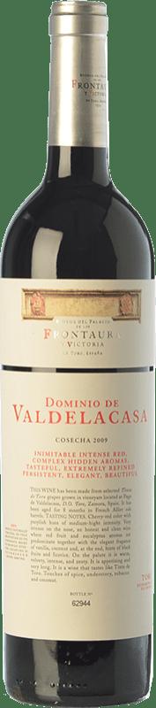 15,95 € Free Shipping | Red wine Frontaura Dominio de Valdelacasa Joven D.O. Toro Castilla y León Spain Tinta de Toro Bottle 75 cl