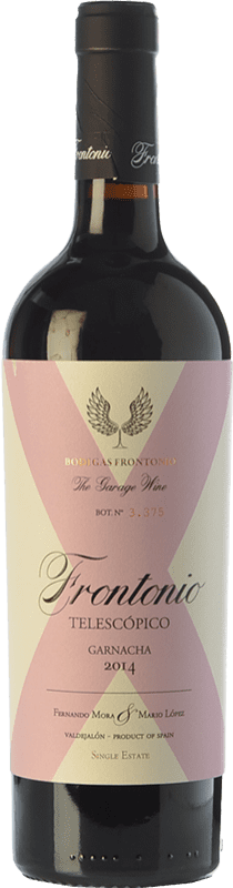 19,95 € | Red wine Frontonio Telescópico Crianza I.G.P. Vino de la Tierra de Valdejalón Aragon Spain Grenache Bottle 75 cl