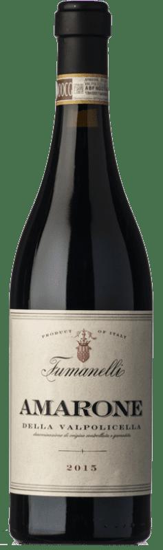 59,95 € | Red wine Fumanelli D.O.C.G. Amarone della Valpolicella Veneto Italy Corvina, Rondinella, Corvinone Bottle 75 cl