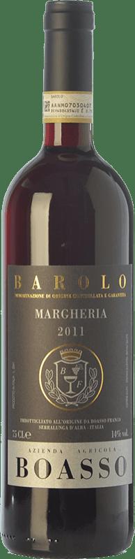 33,95 € | Red wine Gabutti-Boasso Barolo Margheria D.O.C.G. Barolo Piemonte Italy Nebbiolo Bottle 75 cl