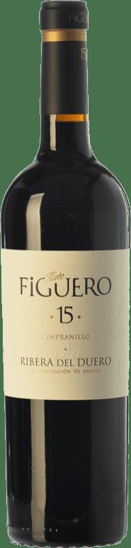 29,95 € Envoi gratuit   Vin rouge Figuero 15 Crianza D.O. Ribera del Duero Castille et Leon Espagne Tempranillo Bouteille 75 cl