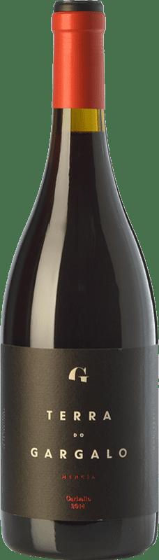25,95 € Free Shipping | Red wine Gargalo Terra do Gargalo Carballo Joven D.O. Monterrei Galicia Spain Mencía Bottle 75 cl
