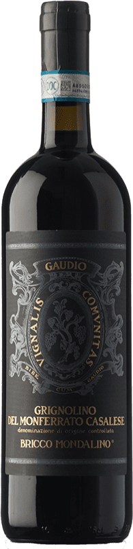 15,95 € Envoi gratuit   Vin rouge Gaudio D.O.C. Grignolino del Monferrato Casalese Piémont Italie Grignolino Bouteille 75 cl