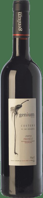 22,95 € | Red wine Genium Costers Crianza D.O.Ca. Priorat Catalonia Spain Merlot, Syrah, Grenache, Carignan Bottle 75 cl