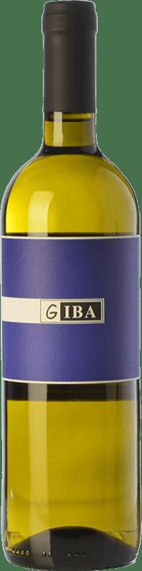 14,95 € Free Shipping | White wine Giba Bianco D.O.C. Vermentino di Sardegna Sardegna Italy Vermentino Bottle 75 cl