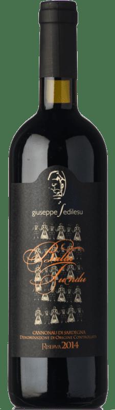 36,95 € | Red wine Sedilesu Ballu Tundu D.O.C. Cannonau di Sardegna Sardegna Italy Cannonau Bottle 75 cl
