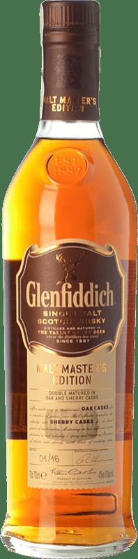 53,95 € Free Shipping | Whisky Single Malt Glenfiddich Malt Master Speyside United Kingdom Bottle 70 cl