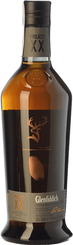 79,95 € Free Shipping | Whisky Single Malt Glenfiddich Project XX Speyside United Kingdom Bottle 70 cl