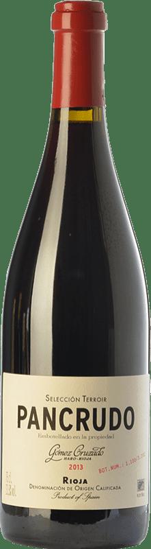 43,95 € Envoi gratuit | Vin rouge Gómez Cruzado Pancrudo Crianza D.O.Ca. Rioja La Rioja Espagne Grenache Bouteille 75 cl
