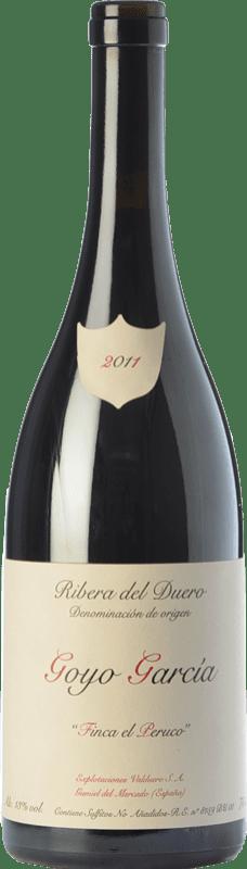 43,95 € | Red wine García Viadero El Peruco Crianza D.O. Ribera del Duero Castilla y León Spain Tempranillo, Albillo Bottle 75 cl