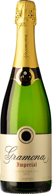 23,95 € | 白スパークリングワイン Gramona Imperial Gran Reserva D.O. Cava カタロニア スペイン Macabeo, Xarel·lo, Chardonnay ボトル 75 cl