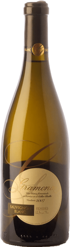 19,95 € | White wine Gramona Crianza D.O. Penedès Catalonia Spain Sauvignon White Bottle 75 cl